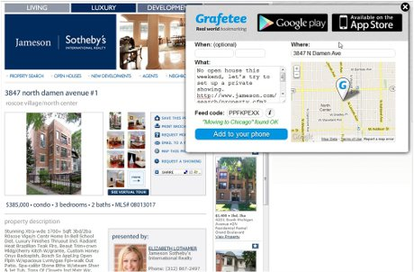 Grafetee grabs a Jameson Southby's listing