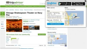 Grafetee and TripAdvisor