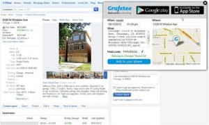 Using Zillow with Grafetee