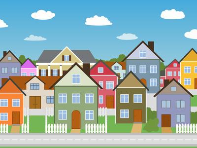 公寓 联排别墅市场呈现新生命迹象
