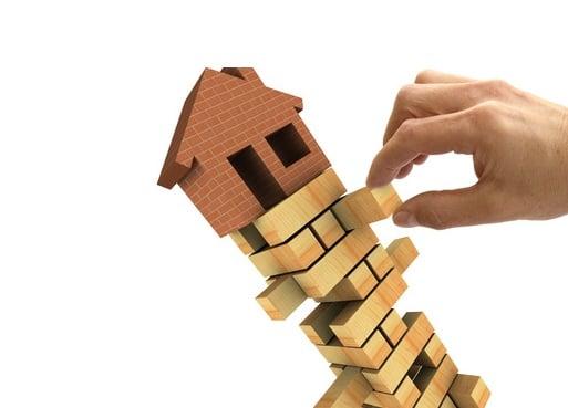 美国各地的房屋分崩离析 是干旱吗