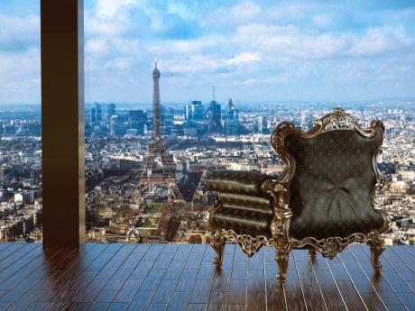 Paris Loft Courtesy © Uolir & Fotolia