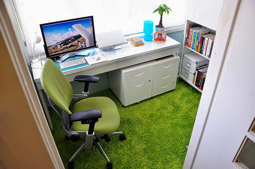 what you need to know to setup a real estate home office for success