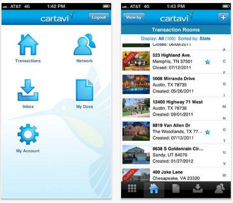 Cartavi  是一家通过智能设备轻松处理房地产文档的公司