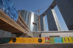 Sorouh Gates construction