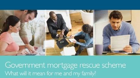 Mortgage scheme UK