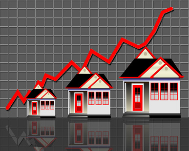 Home Sales Going Up.