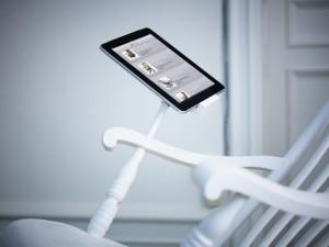 iRock, the iPad experience chair