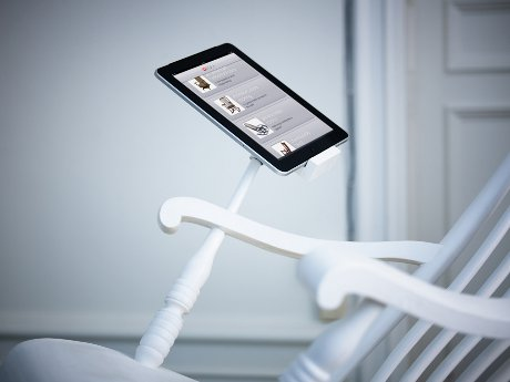 iRock, the iPad experience chair