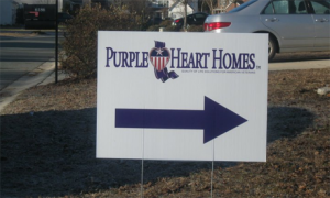Purple Heart Homes.