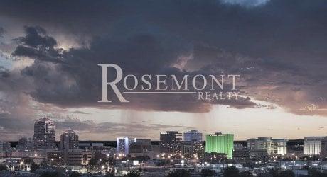 Rosemont Realty landing page