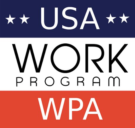 The WPA of the New Deal era.