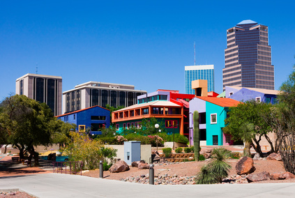 Tucson, Arizona: Number one in the US for investors right now © Andy - Fotolia.com