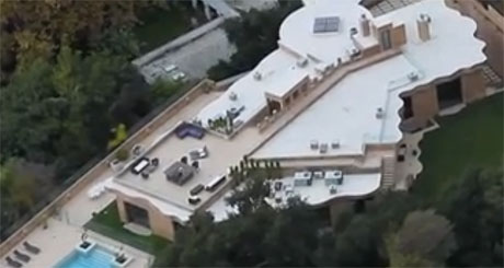 Rihanna new home.