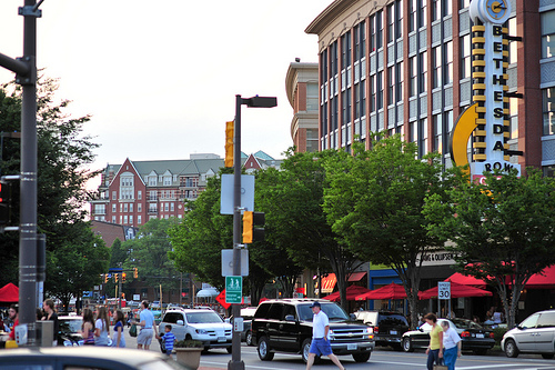 Foreclosures are virtually non-existent in sleepy Bethesda. Image by eddie.welker via flickr.com