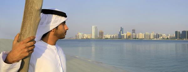 Positive outlook for UAE real estate. Image courtesy of Visit Abu Dhabi va Flickr.com