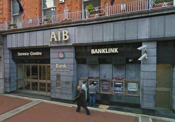 AIB Dublin