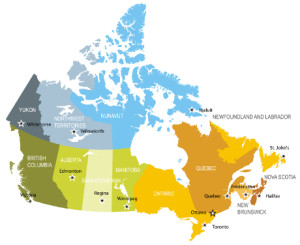 Canada investments