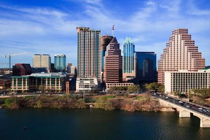 Austin, TX., has seen 18 months of increasing sales volume heading into 2013 © Brandon Seidel - Fotolia.com