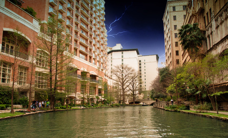 San Antonio's strong recovery is helped somewhat by the fact it never needed to 'recover' in the first place! © jovannig - Fotolia.com