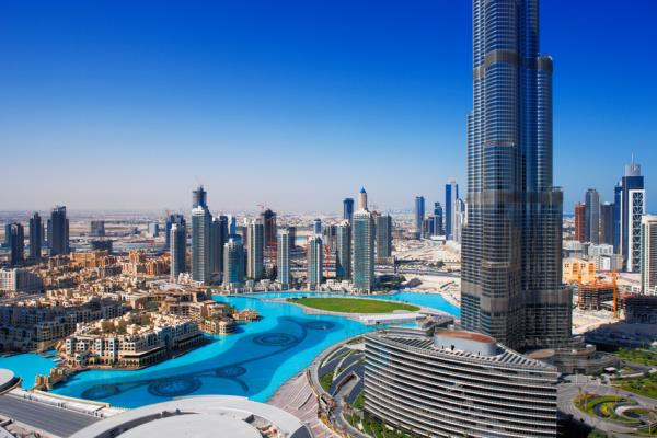 Dubai's real estate sector is showing signs of health © Sophie James - Fotolia.com