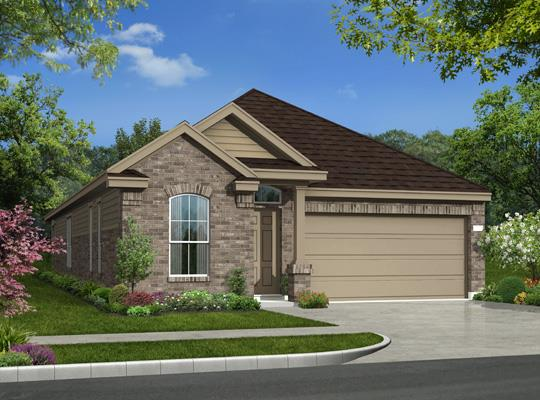 Artist rendering of The Preserve at Mayfield Ranch