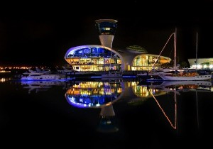 Yas Island Marina