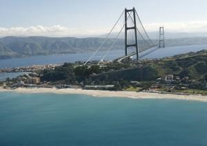 Messina Bridge conceptual.