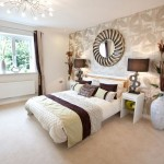 Master bedroom - courtesy Taylor Wimpey