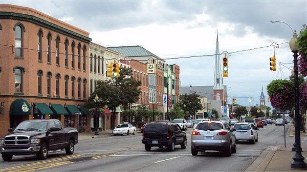 Monroe, Michigan