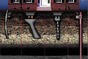foundation failure repair