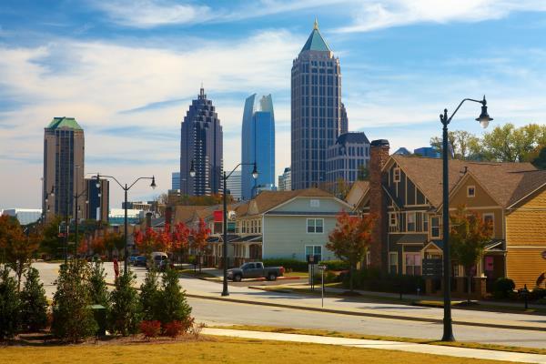 Atlanta: No longer a buyer's market © novikat - Fotolia.com