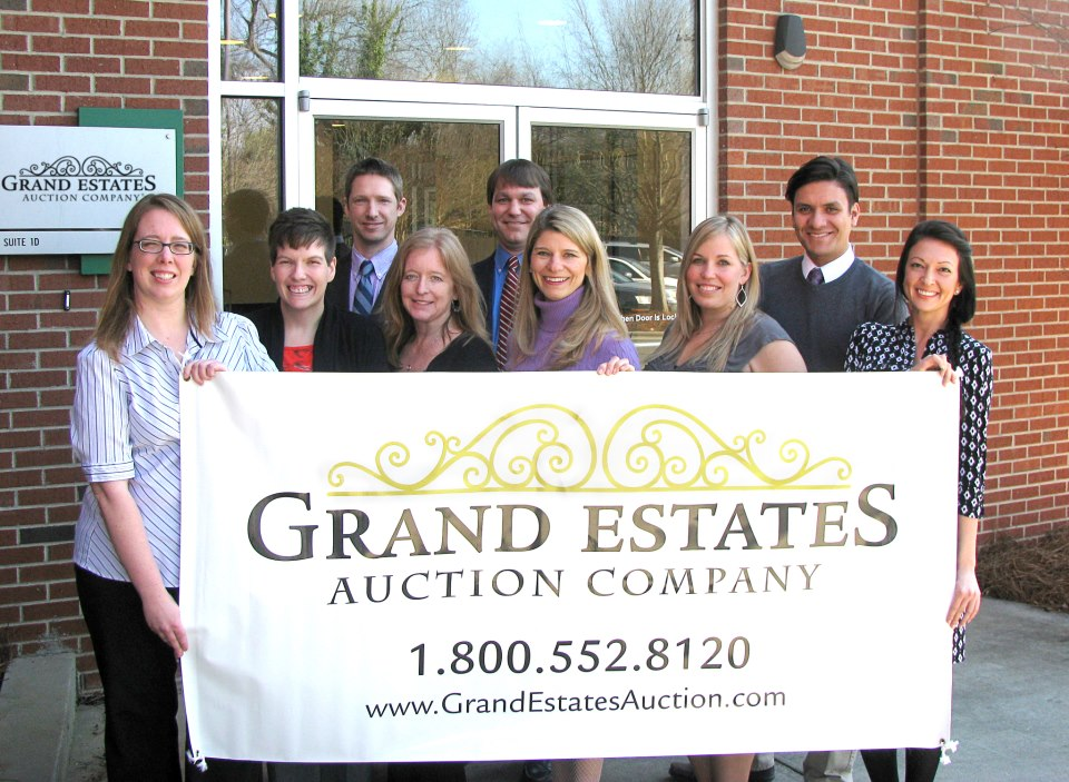 Image courtesy Grand Estates Auction on Facebook