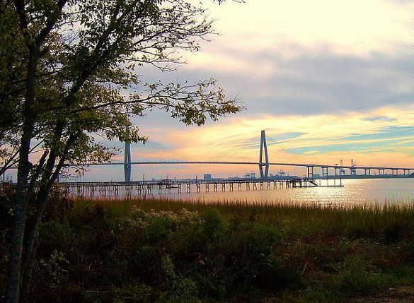 Remley's Point and the Cooper River