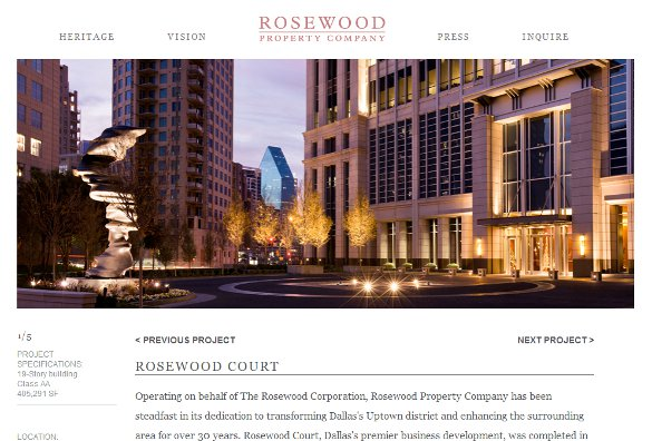 Rosewood Property Company