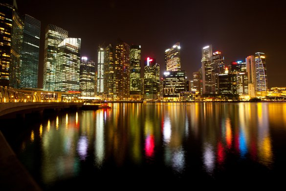 Singapore - courtesy © Dmitry Berkut - Fotolia.com