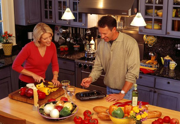 Cooking is a key to home sales
