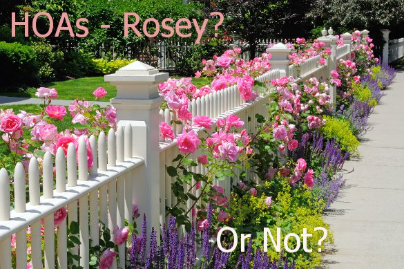 Home Owners Associations  and picket fences - Courtesy © jStock - Fotolia.com