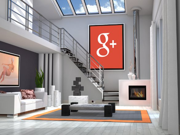 Home sweet google plus