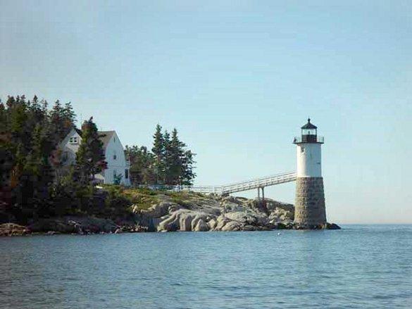 Keeper's House Lighthouse