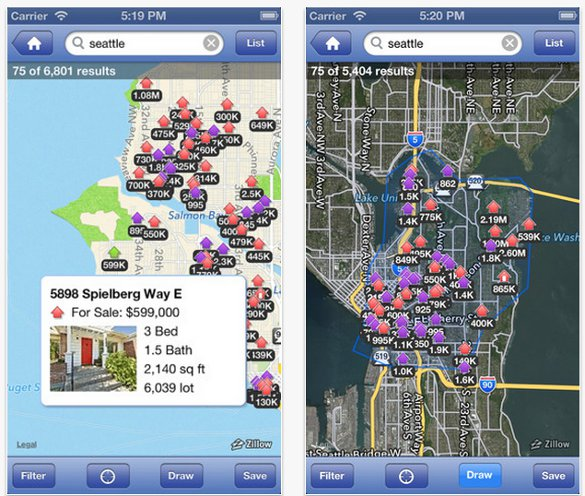 top foreclosure apps