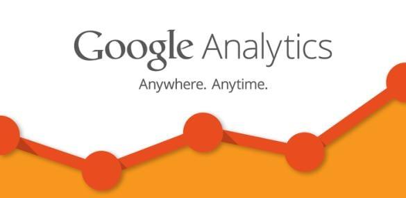 更多Google Analytics统计数据需要关注