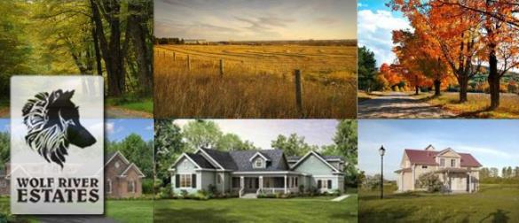 Red Deer acreages