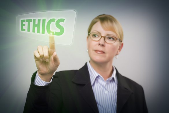 Defined ethics, define us - Courtesy