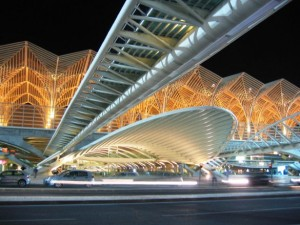 Gare do Oriente in HDR - courtesy hugo n.