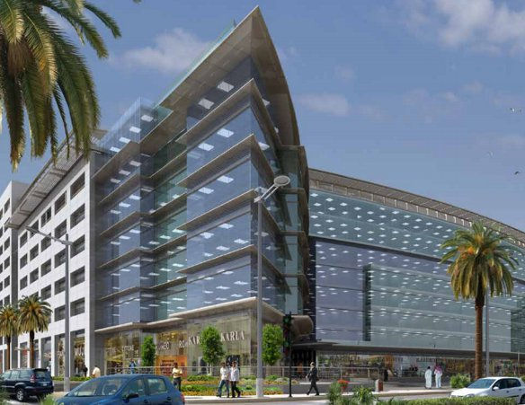 The Plaza development by Al Akaria