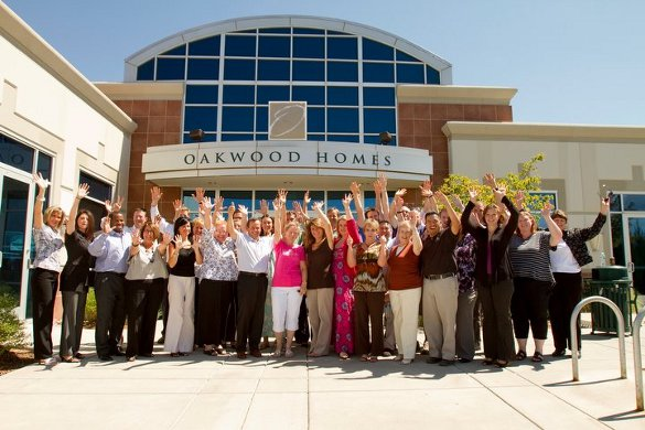 The Oakwood Homes Team