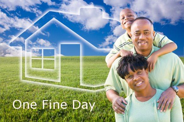 """One find say we'll """"rent"""" our own home? - courtesy © Andy Dean - Fotolia.com"""