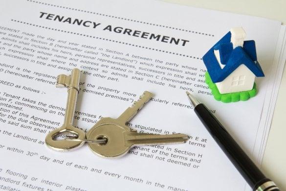 Tenant agreement - courtesy © Kenishirotie - Fotolia.com