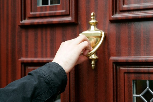 Image result for knock knock door